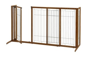 Tall Richell Deluxe Gate with Door