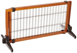 Carlson Extra Wide Wooden Gate