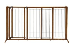 Deluxe Extra Large-Gate With Door