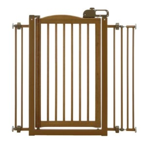 Richell Adjustable One-Touch Gate