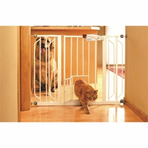 Walk Through Pet Gate For Home