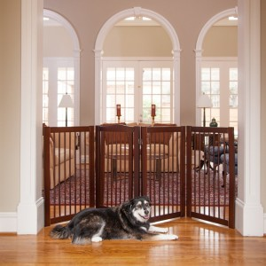 Primetime Petz  Gate For Wide Doorways