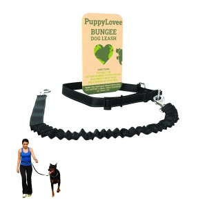 Puppylovee Bungee Dog-Leash