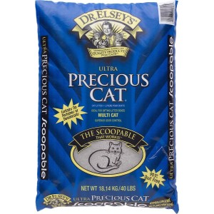 All Natural Hypo-Allergenic Clumping Litter