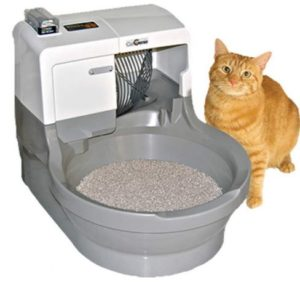 CatGenie Self Washing Unit
