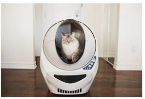 Self-Cleaning Litter Box Machine