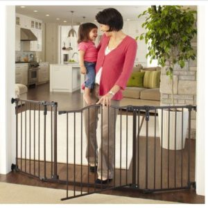 North States Deluxe Wider-Gate