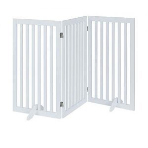Unipaws Foldable Pet Gate