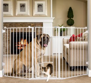 Flexi Extra Tall Gate