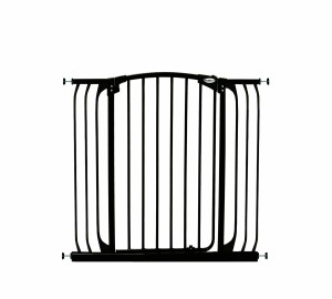 Swing-Close Expandable Gate