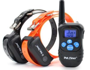 Petrainer 330 Yards E-collar