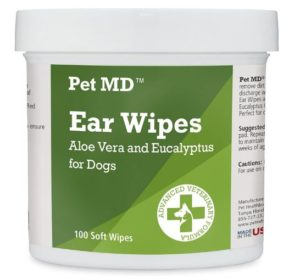 PetMD Ear Wipes