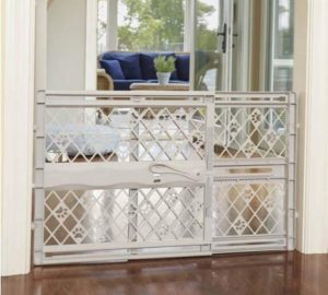 North States Portable Pet Gate