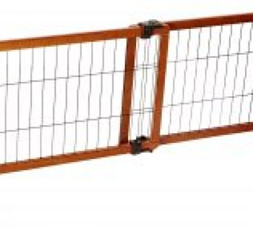 Carlson Wide Adjustable Gate