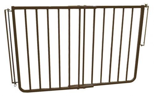 Cardinal Gates Outdoor Safety Gate, Brown